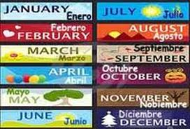 Days of the week / Months of the year - Ms. Hill's Kindergarten Class